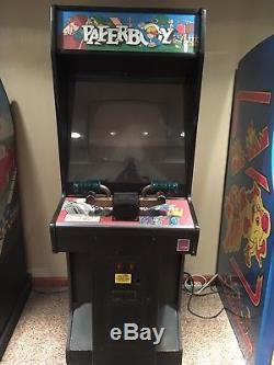 Atari Paperboy Full Size Arcade Machine. Will Ship