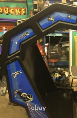 Atari STAR WARS COCKPIT Arcade Machine Game Refurbished GREAT Cond Local Pick Up
