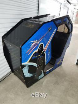 Atari Star Wars Cockpit Dedicated Arcade Machine Working Color XY Vector(Rare)