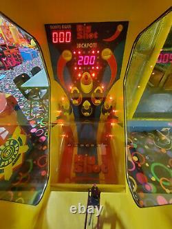 BIG SHOT Ticket Redemption Arcade Game Machine! (WORKS Read Description)