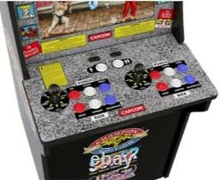 BNIB Street Fighter 2 Arcade Machine, Arcade1UP SEALED