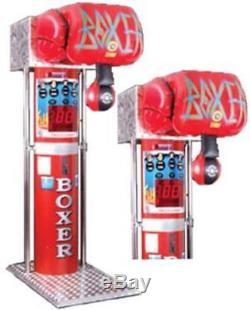 BOXER Arcade Boxing Machine (Excellent Condition) RARE