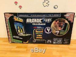 BRAND NEW Arcade1Up Rampage Arcade Machine with Defender, Joust, Gauntlet