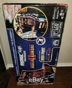 BRAND NEW IN BOX Mortal Kombat 2 Arcade Machine, Arcade1UP, 4ft