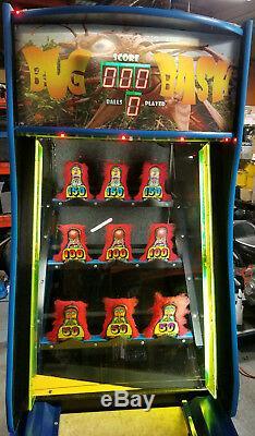 BUG BASH SKEEBALL Alley Roller Arcade Game Machine! Skee-Ball CUSTOM 1 of a Kind