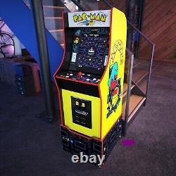 Bandai Namco PAC-MAN + 11 Games LARGE Arcade Machine Cabinet with Riser NEW