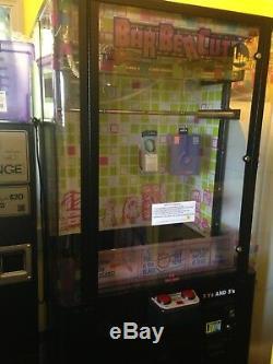 BarberCut Lite Prize Redemption Arcade Machine! Programmable! (Like Key Master)