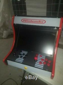 Bartop Arcade Cabinet+ Over 10,000 Games! Raspberrypi machine