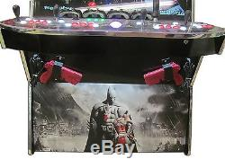 Batman Arkham City MegaCade Upright Arcade Machine MAME