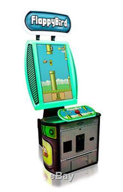 Bay Tek Flappy Bird Video Arcade Machine Redemption Game