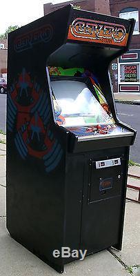 Berzerk Arcade Video Game Machine By Stern Refurbished