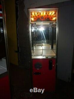 Betson Big Choice Action Crane Claw Machine Game #cr025