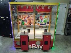 Big Choice By Smart 2 Player Plush Crane Machine Redemption Arcade Game