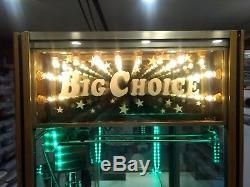Big Choice Crane Machine Plush Redemption Arcade Game #1