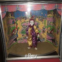 Bimbo 3 Ring Circus Clown arcade Machine