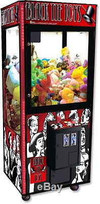 Black Tie Toys 31 Crane Claw Machine
