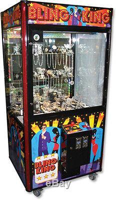 Bling King Jewelry Crane Claw Machine 40