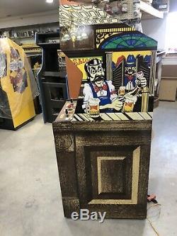 Brand New Budweiser Tapper arcade Machine