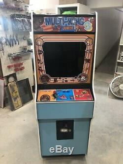 Brand New Multi-kong Donkey Kong arcade Machine, Upgraded