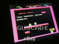 Bubble Bobble Arcade Machine NEW Cabinet Full Size Plays OVR 1022 Games Guscade