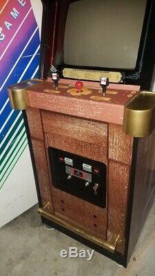 Budweiser Tapper Original Arcade Machine (Restored, Nice)