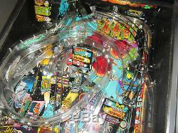 CREATURE from the BLACK LAGOON Arcade Pinball Machine BALLY 1992 (Custom LED)
