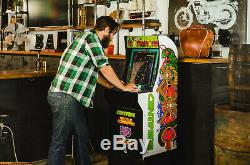 Centipede Arcade Machine Arcade1UP 4ft Classic Upright Game Authentic Coinless