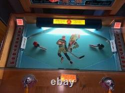Chicago Coin Goalee Hockey Arcade Machine 1946