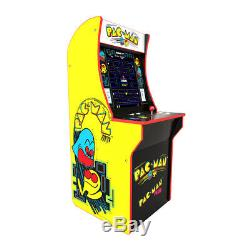 Classic Pacman Arcade Machine Commercial Grade Full Color Video Gaming Machine 4