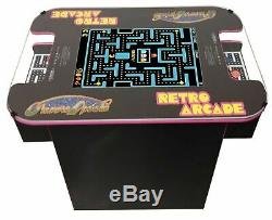 Cocktail Arcade Machine With 412 Classic Games, Commercial Grade, Ms Pac-Man
