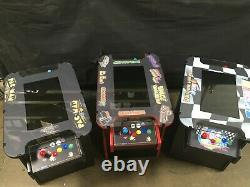 Cocktail Arcade Machine With Large 21 Monitor and 412 Classic Games