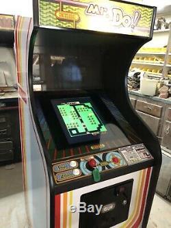 Completely Restored Mr Do Arcade Machine