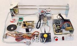 Crane Machine Kit with Components and Manual Build Your Own Arcade Crane Machine