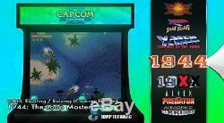 Custom Bartop Multicade Video Game Arcade Machine MAME HyperSpin