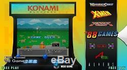 Custom MINI Upright Multicade Video Game Arcade Machine, MAME, HyperSpin