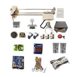 DIY claw crane machine kit with 71cm gantry main board with digital display