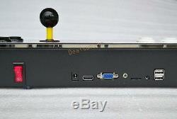 DSI Arcade Video Game Machine Tabletop Pandora Box 4S+ 815 Games Retro Console