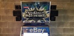 Dance Dance Revolution Supernova 2 Arcade Machine Extreme DDR Game