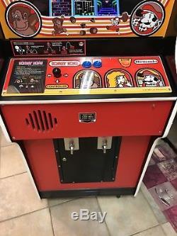 Donkey Kong 60 In 1 Multicade Arcade Machine Game Pac Man Ms Frogger Galaga