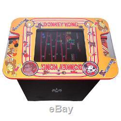 Donkey Kong Arcade Machine 400 Retro Games Free Shipping