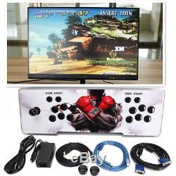 Double Stick Arcade Machine LED Console 815 Video Games Pandora Box 4s Joystick