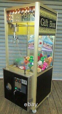 ELAUT Gift Box CRANE Claw Machine Arcade Prize Redemption Game