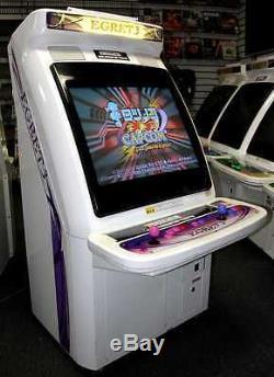 Egret 3 Taito 2-Player Arcade Candy Cabinet Jamma Cab PCB Machine VideoGameX 4