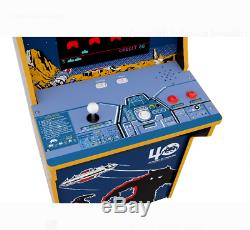 Exclusive Original Classic Space Invaders Machine With Authentic Arcade Controls