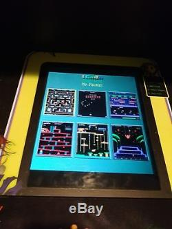 Full Size Multi Game Arcade Machine