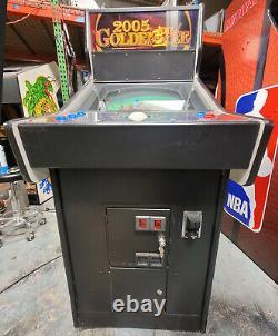 GOLDEN TEE 2005 Cabaret (Short) Golf Arcade Video Game Machine! WORKS
