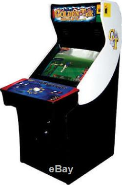 GOLDEN TEE COMPLETE ARCADE MACHINE withLCD Monitor Upgrade (Excellent)
