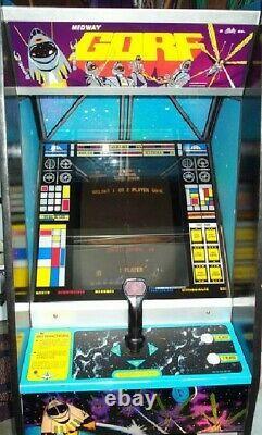 GORF ARCADE MACHINE by MIDWAY 1981 (Excellent Condition) RARE
