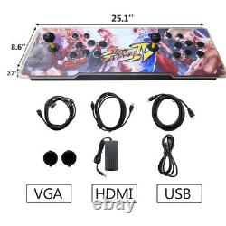 GWALSNTH 3D Pandora Box 18S Arcade Game Console 8000 in 1 Game Machine With Wifi