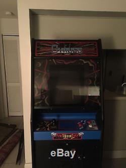 GYRUSS Arcade Machine Cabinet JAMMA CRT Monitor WORKING NEW CPO & BEZEL